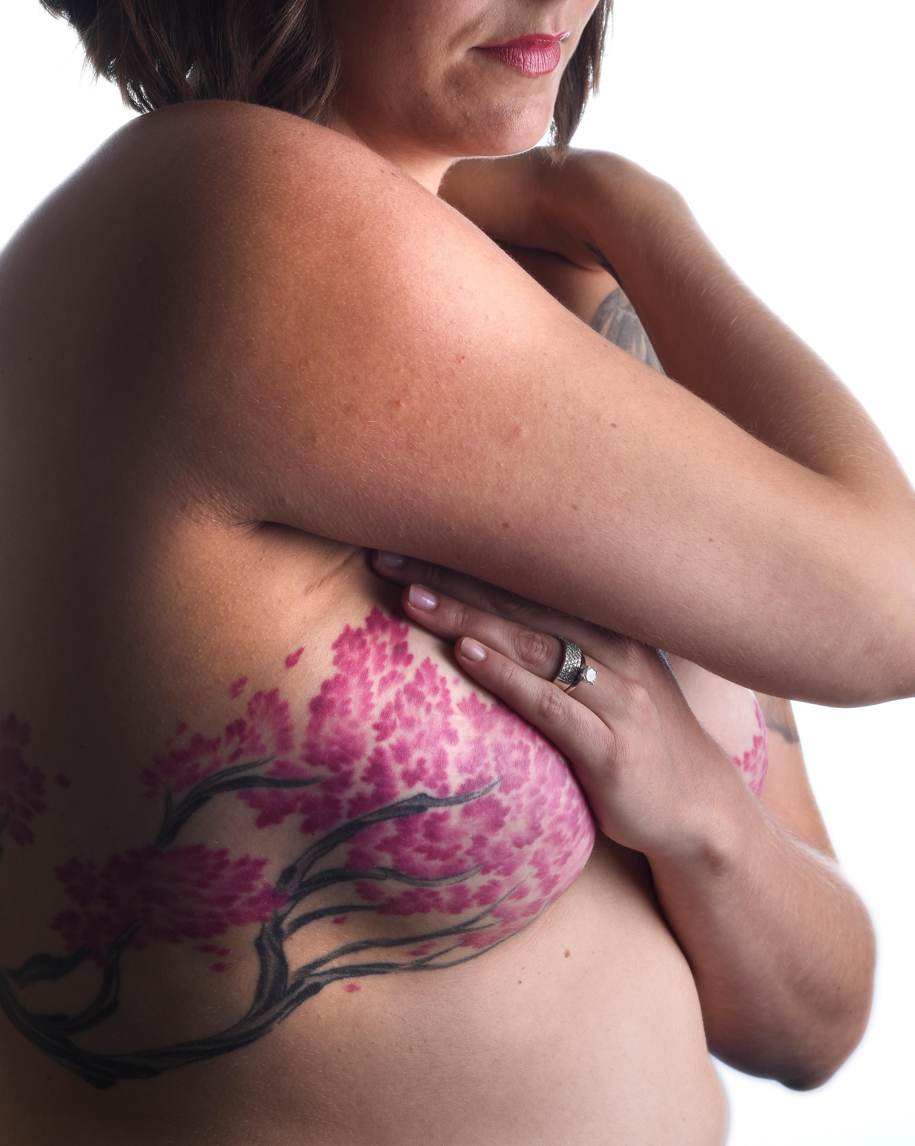 Breast Cancer Survivors Show Strength With Tattoos 13newsnow Com