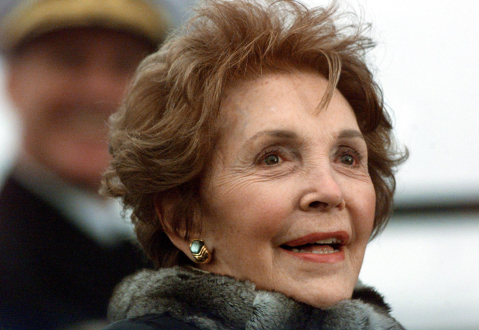 Former First Lady Nancy Reagan has died | 13NEWSNOW.com