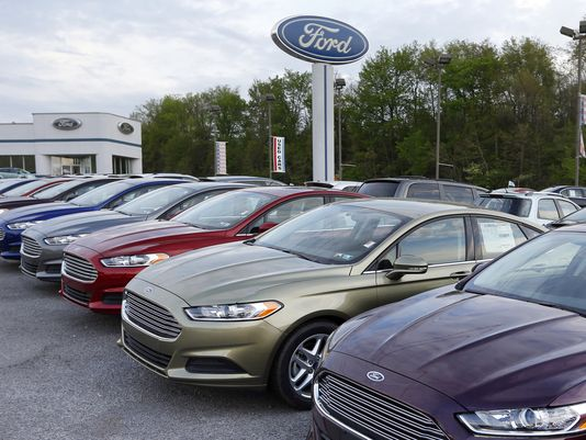 Ford Building New Plant in San Luis Potosi, Mexico
