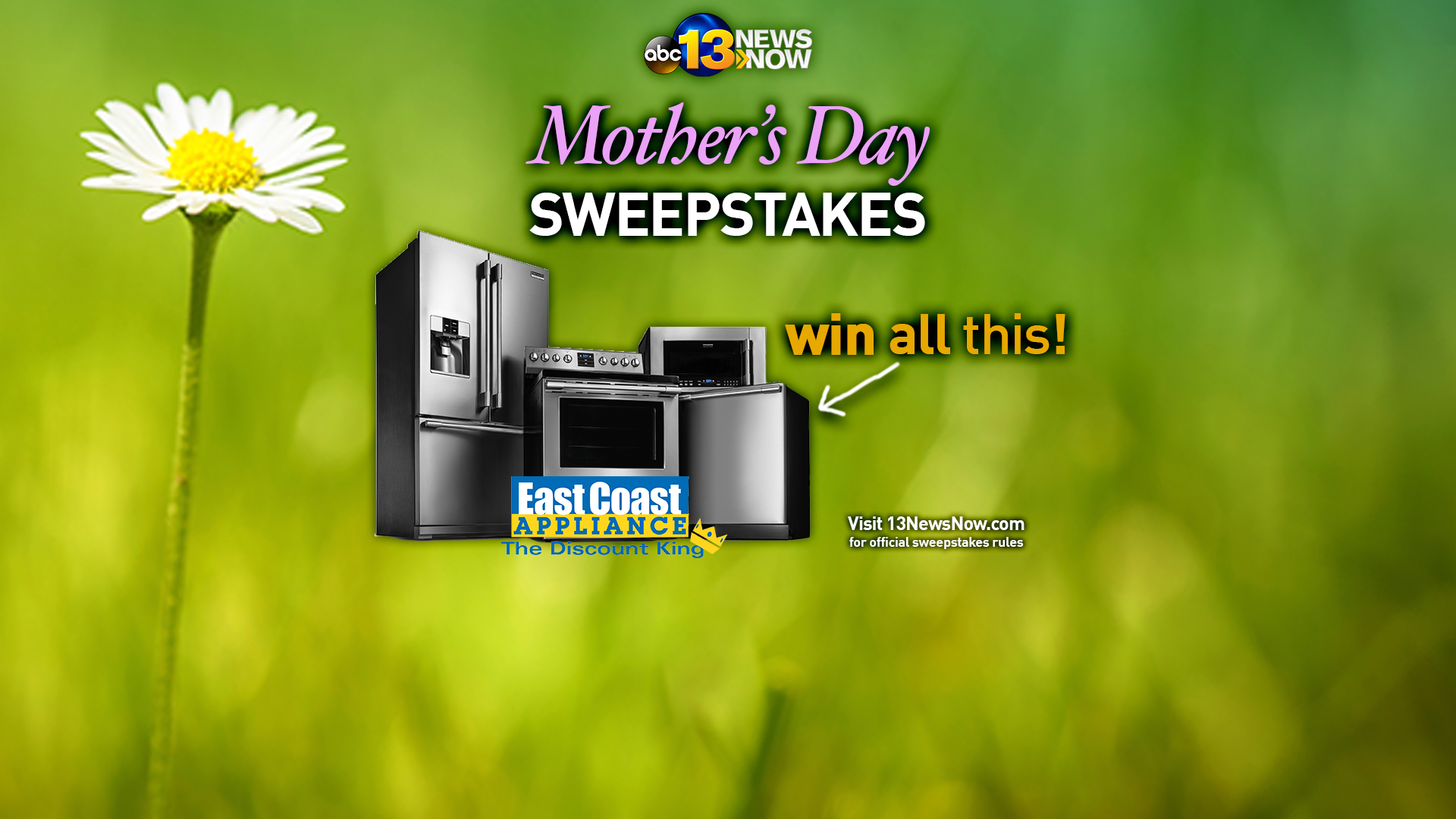 mother 39 s day kitchen makeover sweepstakes rules