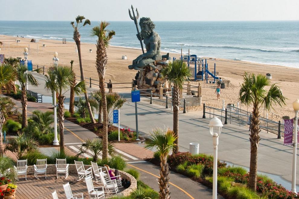 Breaking News Virginia Beach Oceanfront