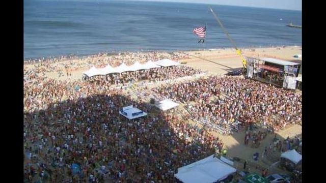 Sam Hunt Virginia Beach