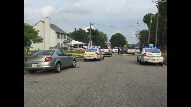 Man Dies In Virginia Beach Shooting