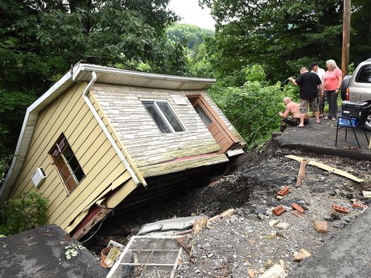 West Virginia Flood Will Go Down In History 13newsnow Com