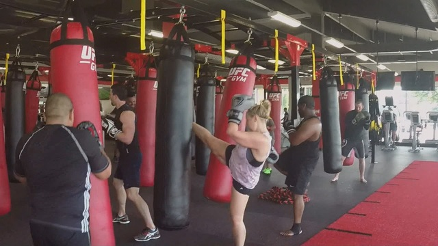 Virginia Beach Ufc Gym