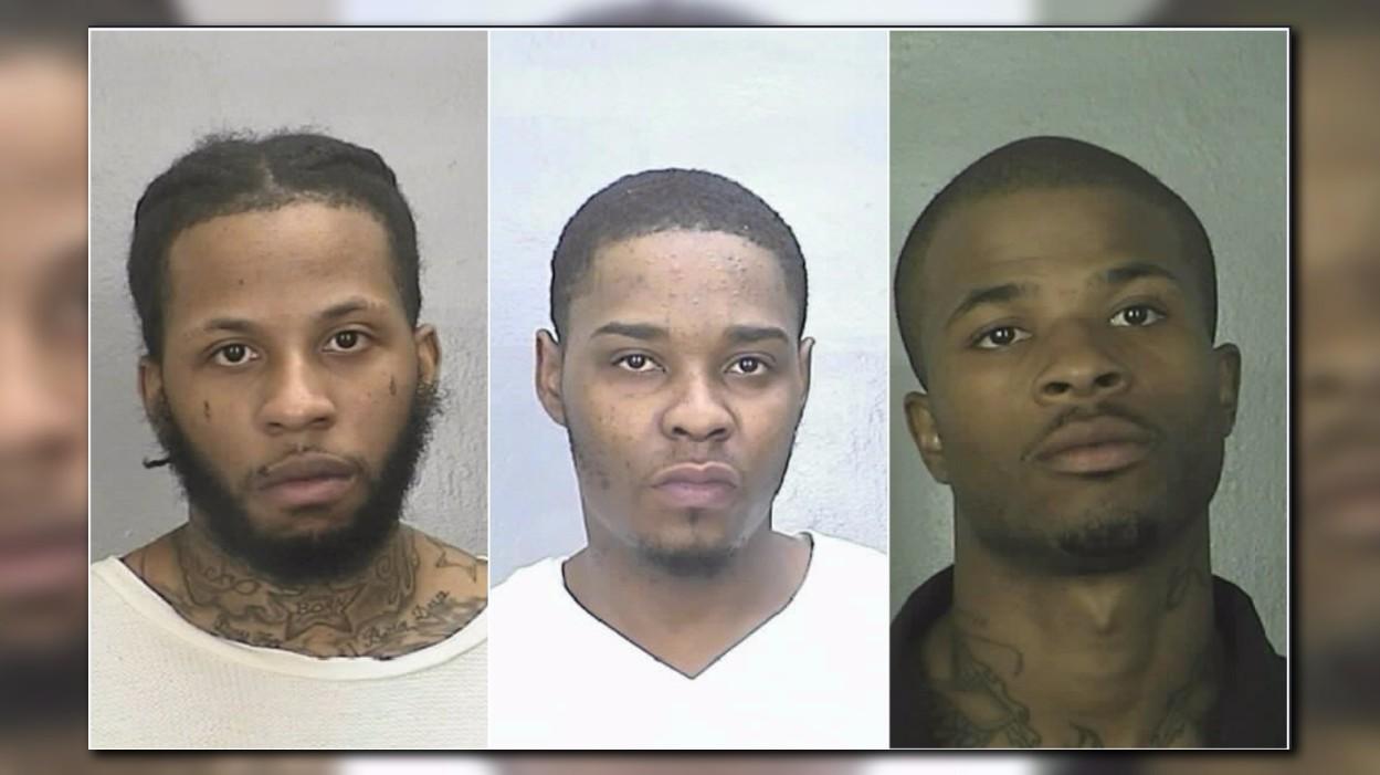 Third suspect arrested for Newport News murder | 13NEWSNOW.com