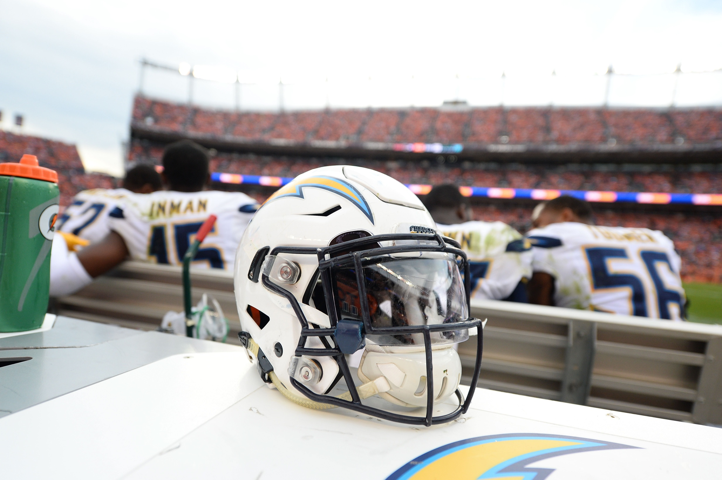 San Diego Chargers moving to Los Angeles