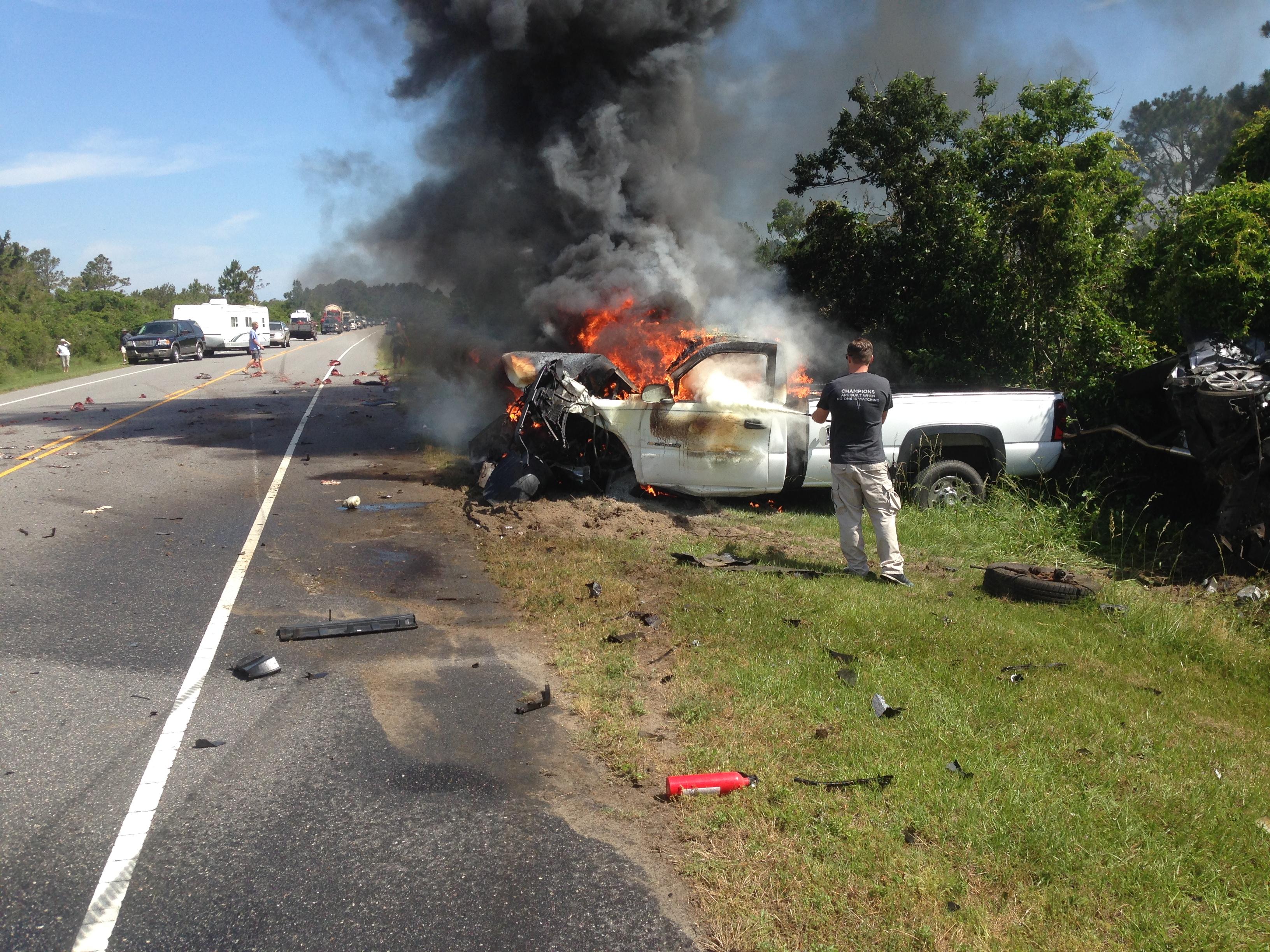 Nags Head Car Accident