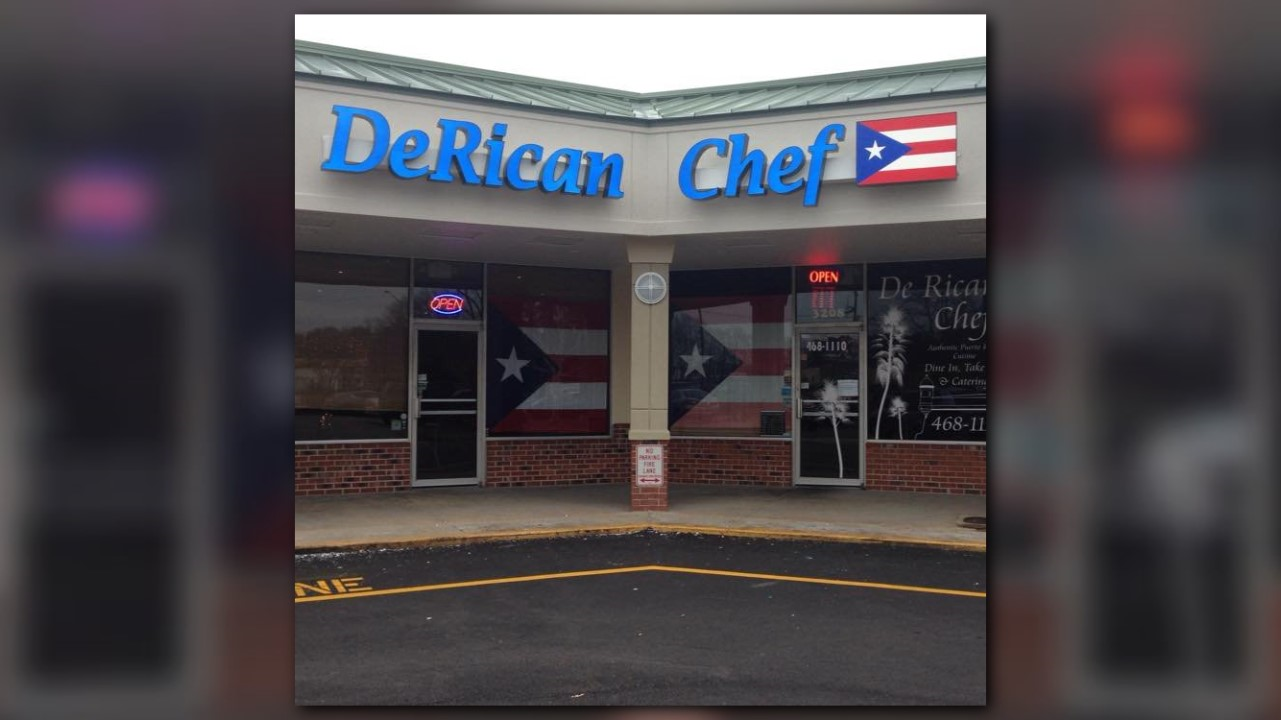 De Rican Chef In Virginia Beach Va