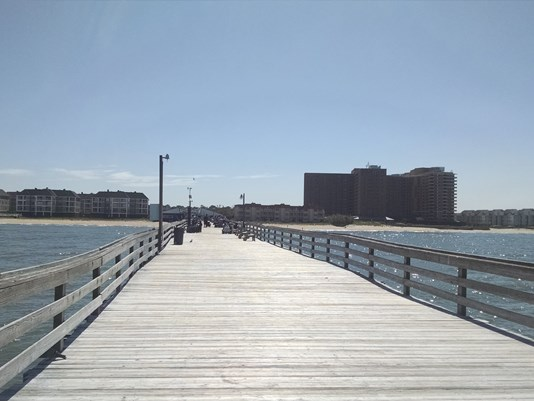 Westminster canterbury officials confirm purchase of for Lynnhaven fishing pier
