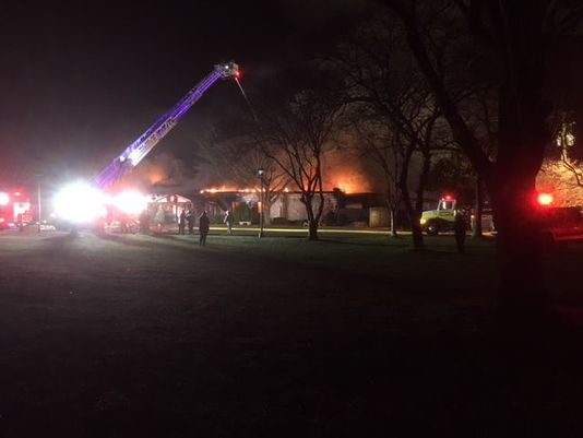Friday night fire causes heavy damage to Eastern Shore ...