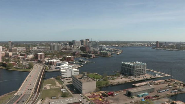 Norfolk Tower Skyview Cam